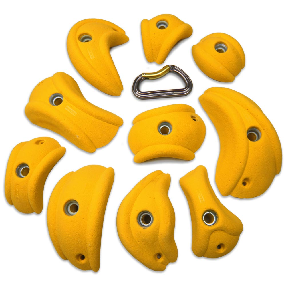 Beacon Climbing Holds : Classic Pinches 1 & 2