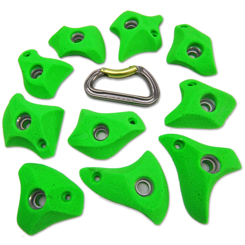 Beacon Climbing Holds : Limpets